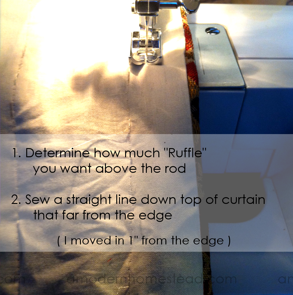 how to make curtains from sheets quick and easy