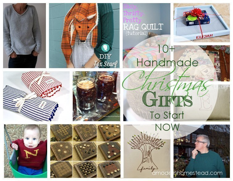 Thrifty Tricks: Handmade Christmas Gifts To Start Now