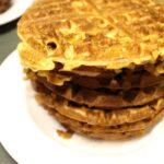Einkorn Freezer Waffles