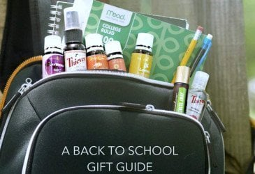 Essential Oils for Back to School. Keep your family healthy and supported with these must have oils!