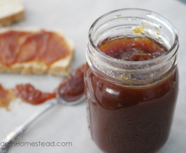 Crockpot Apple Butter with Canning Instructions