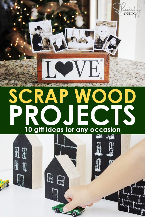 Small Wood Projects From Scrap