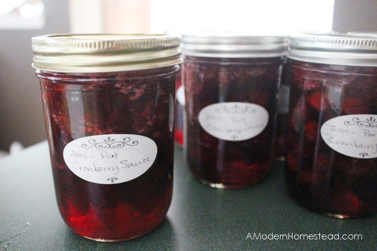 This cranberry sauce is AMAZING! Quick and easy is right! Plus, you can have a bunch on hand for the holidays and save some work on the actual day. LOVE IT!