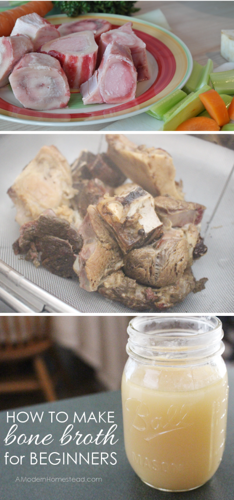 Confused about exactly how to make bone broth? It's really easy! With these tips on how to make bone broth for beginners, you'll be an expert in no time!