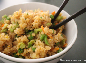 Christmas Day Fried Rice
