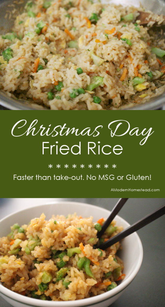 Christmas day fried rice for Are there any restaurants open on christmas day