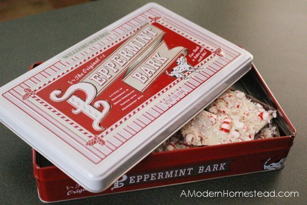 William Sonoma Inspired Peppermint Bark. Save 91% off the original with this recipe! So easy and delicious... and it uses essential oils OR extract! Yum!!