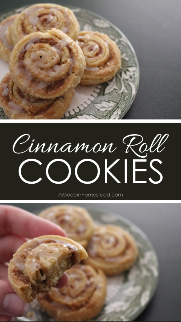 Super easy cinnamon roll cookies, cinnamon rolls without all the mess and calories?? Yes please! I love how these cookies are actually made from pie crust scraps, genius!
