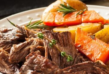 The Best {Easy} Pot Roast Recipe for Tender Roast