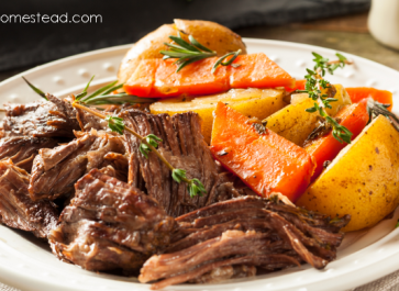 I cannot believe I've never known this!! How can it be this easy? The EASY secret to the perfect pot roast!