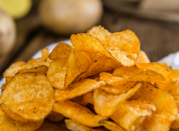 8 Surprisingly Healthy Chip Options