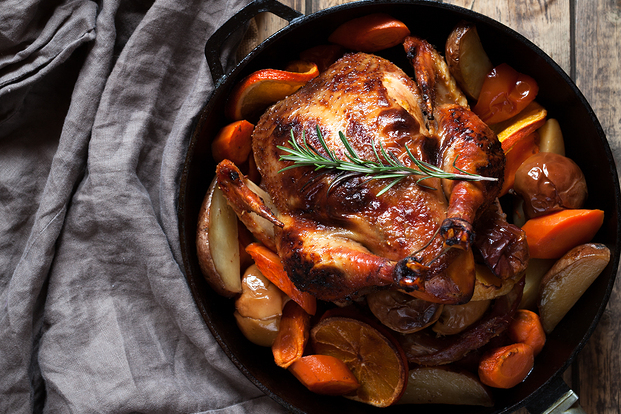 How To Cook A Frozen Chicken A Modern Homestead