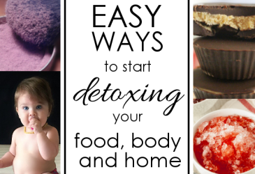 21 Easy Ways to Start Detoxing Your Life