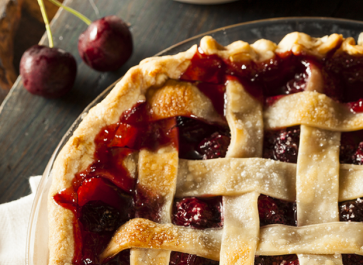 How to Can Cherries for Pie
