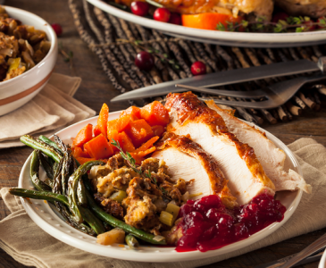 How to Host an All Organic Holiday Meal for $8 per Person