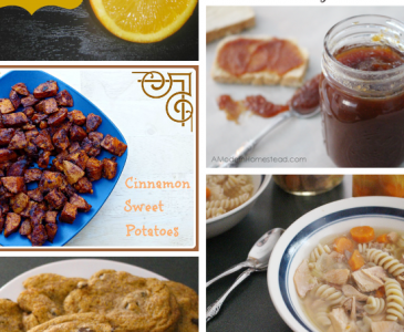 7 Fall Recipes You Can't Miss!