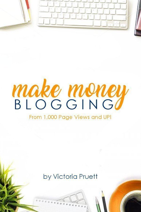Make money blogging at any level from 1000 page views and up a learn how to make money blogging even if you only have 1000 monthly page views fandeluxe Gallery