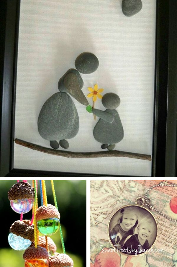 Diy Gifts For Mom Easy Art Pieces
