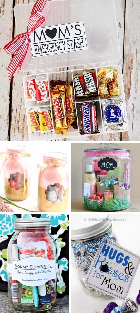 Diy Gifts For Mom Filled Mason Jar Gift Ideas