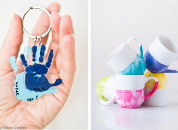 DIY Gifts for Mom in 15 Minutes or Less