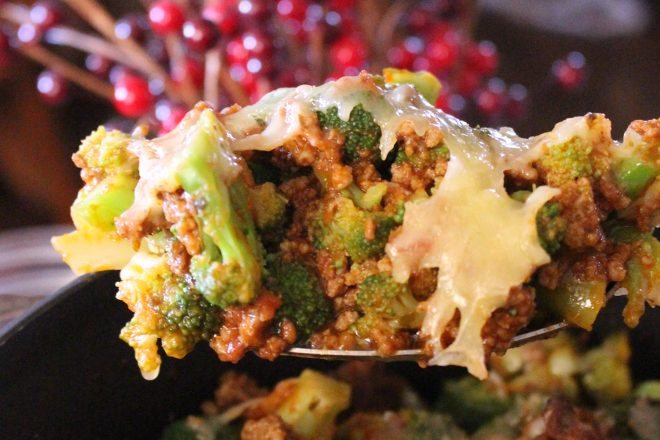 homemade broccoli casserole gluten free