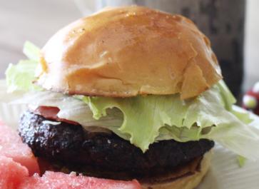 Einkorn Hamburger Bun Recipe