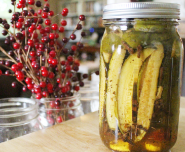 The Best Sweet Pickle Recipe