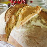 Einkorn sourdough bread is easier than you might think. It's almost completely hands-off once you have your sourdough starter, and is easier to digest than regular bread!