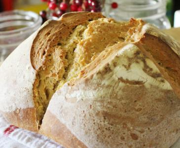 Einkorn Sourdough Bread