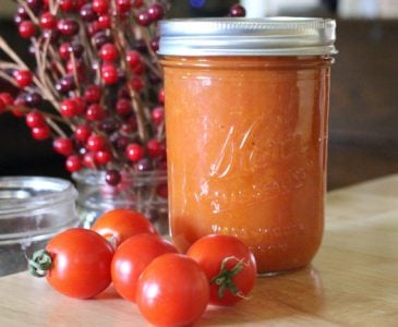 How to Freeze Tomatoes for Easier Canning Months Later!