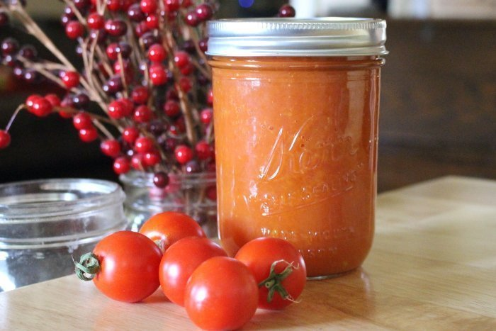 Canning tomatoes is the height of the summer garden experience. But it can also be overwhelming when you're faced with canning hundreds of pounds before they go bad! Find out the easy trick for saving them so you are able to can them at your leisure!