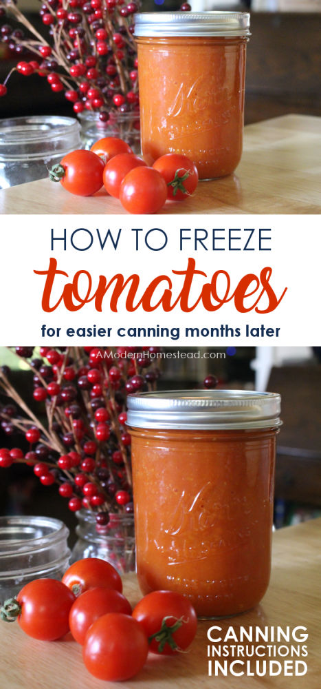 Canning tomatoes is the height of the summer garden experience. But it can also be