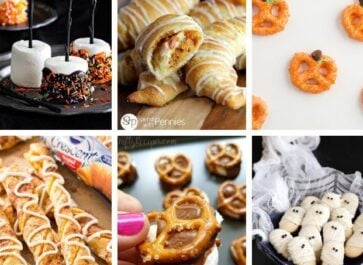 34 Fun and Easy Fall Snack Ideas