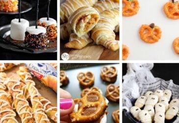 easy fall treats recipes