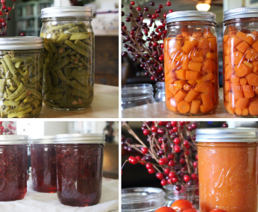 Summer Canning Collection