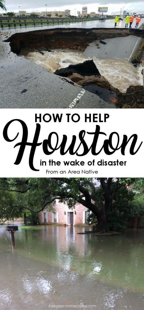 Texas was hit with the largest rainfall this country has seen since records have been kept... 51 inches in some parts... that's a lot of water, and a lot of damage was done. If you're wanting to know how you can help Houston after Harvey, here's what you need to know to help from wherever you are in the world.