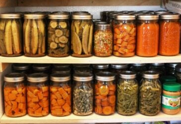 Create Food Security with a Well Stocked Pantry