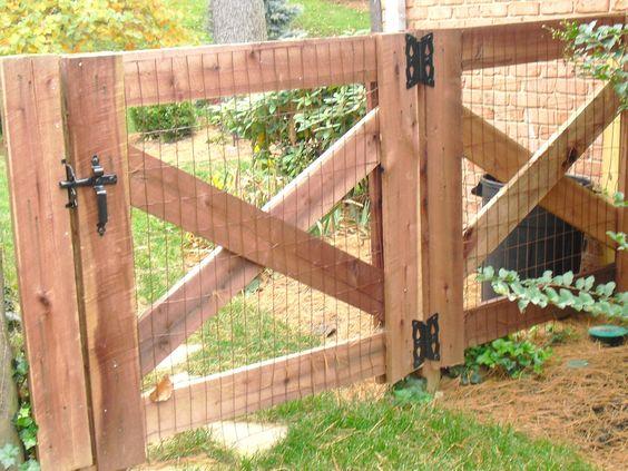 gorgeous garden gates  diy plans