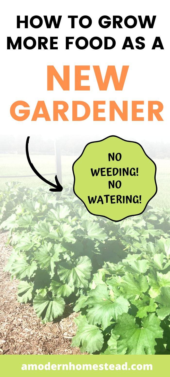 back to eden gardening promo image