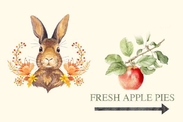 Farmhouse Fall Printables Featured