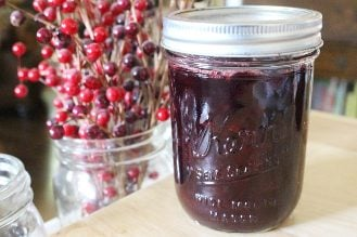 Homemade Cranberry Sauce Recipe Canned.