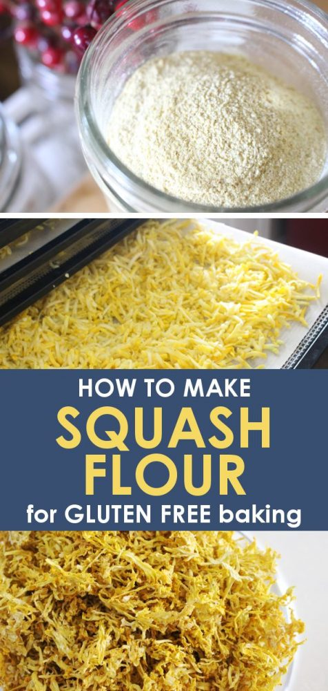 Low carb flour for Gluten free paleo keto gaps baking with squash flour