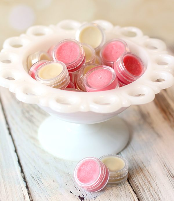 how to make lip balm diy christmas gift