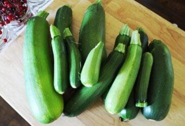5 Amazing Recipes for Large Zucchini