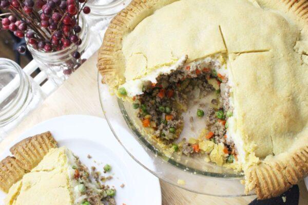 Classic Easy Shepherd's Pie Recipe