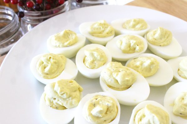 Recipe for the best deviled eggs