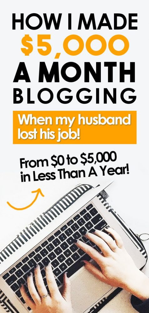 How to make money blogging quickly