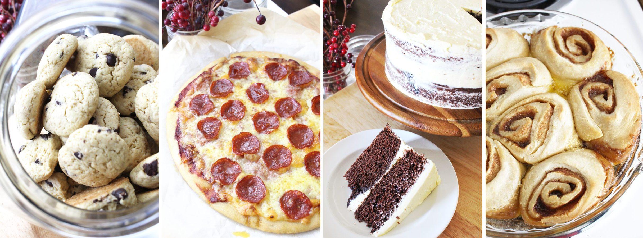 sourdough recipes taught in the course