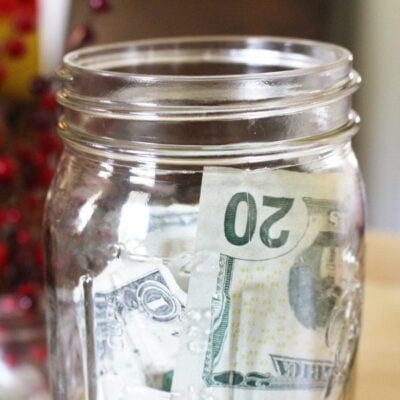 Saving Money & Homemaking