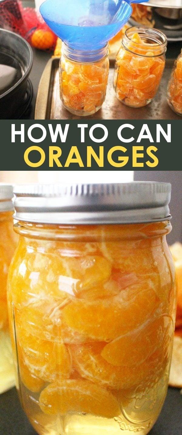water bath canning mandarin oranges pin